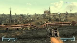 Fallout 3 Low Vs Ultra Graphics Comparison