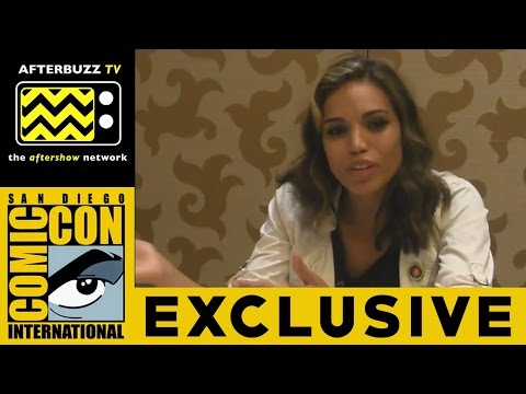 Ciara Renee (DC's Legends of Tomorrow) @ 2015 San Diego ...
