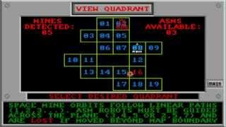 AMIGA DEFCON 5 AMIGA OCS 1988 Cosmi Crack Rage DNS adf zip