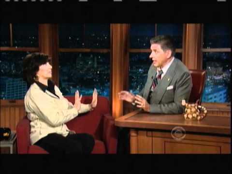Christiane Amanpour on Craig Ferguson Show