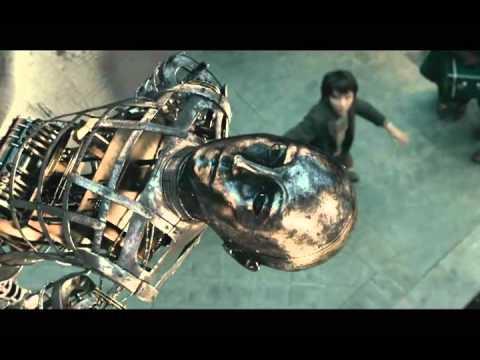 Trailer do filme A Invenção de Hugo Cabret