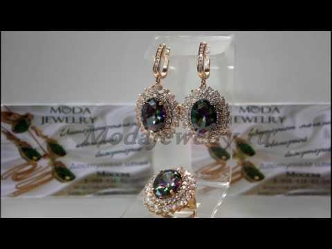 Элитная бижутерия по доступным ценам на нашем сайте Modajewelry.ru