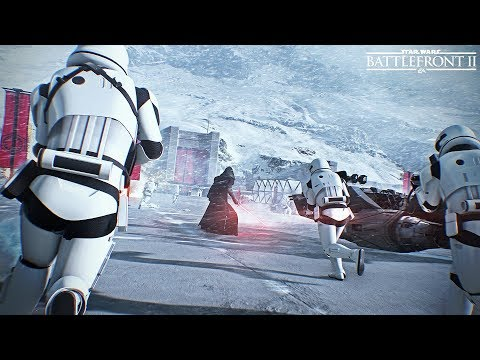 STAR WARS BATTLEFRONT 2 WITH UPSHALL (PS4 Pro) No More Pay-to-Win!