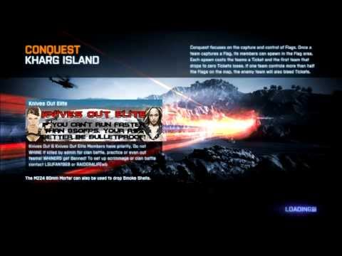 Knives Out Kharg Island Conquest