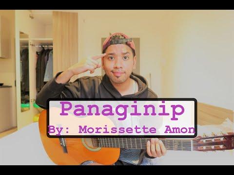 Panaginip - Morissette Amon *ACOUSTIC COVER + GUITAR TUTORIAL*