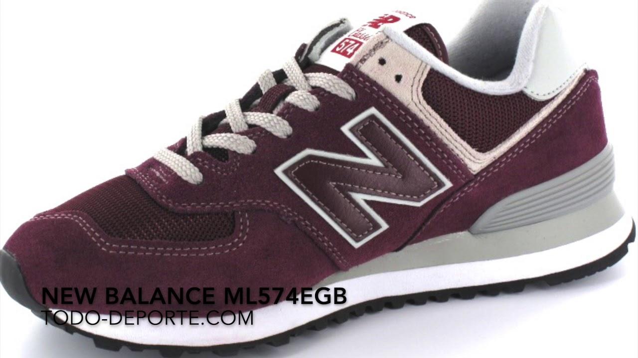 online store 5645a 707e4 NEW BALANCE ML574EGB
