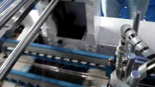 Folder Gluer - 650mm 6 corners boxes