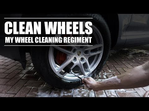 Wheel Cleaning | Technique & Tools - How To Safely & Efficiently Clean Your Car's Wheels / Rims