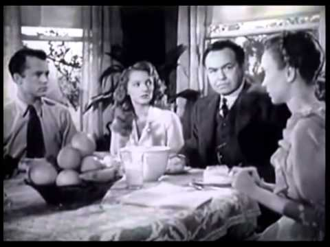 The Red House full movie   Psychological Thriller starring Edward G Robinson
