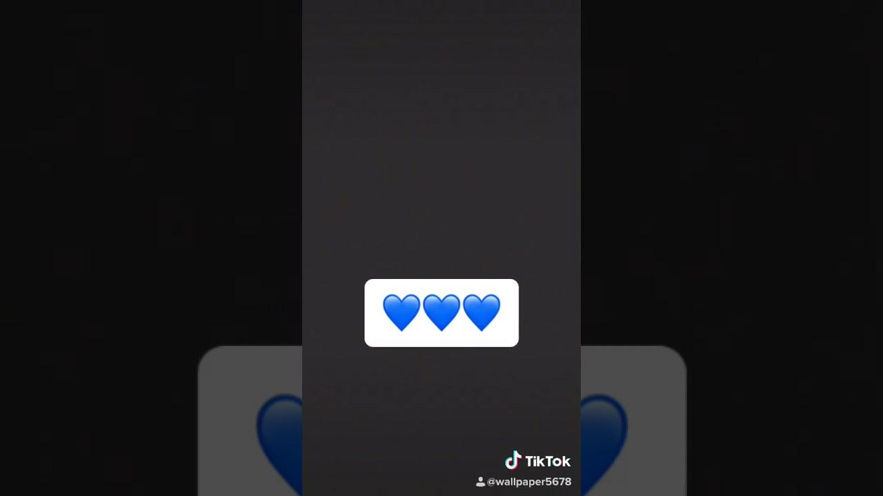 Blue Wallpaper For Iphone Trend On Tiktok Youtube