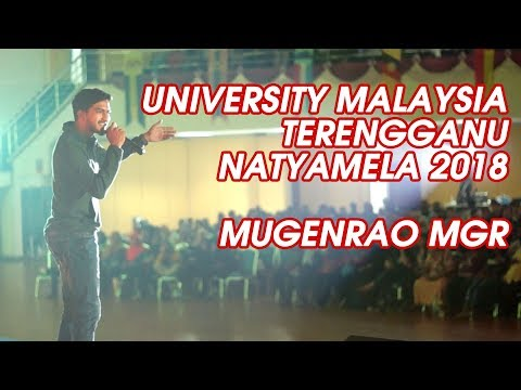 University Malaysia Terengganu | Natyamela 2018 | MugenRao MGR