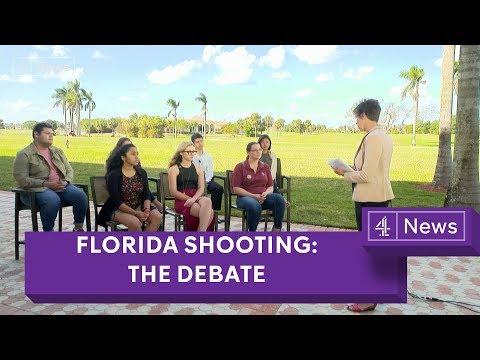 Florida Shooting: The Debate