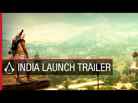 Assassin's Creed Chronicles: India - Launch Trailer | Ubisoft [NA]