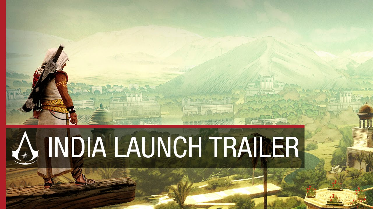 Assassin S Creed Chronicles India Launch Trailer Ubisoft Na