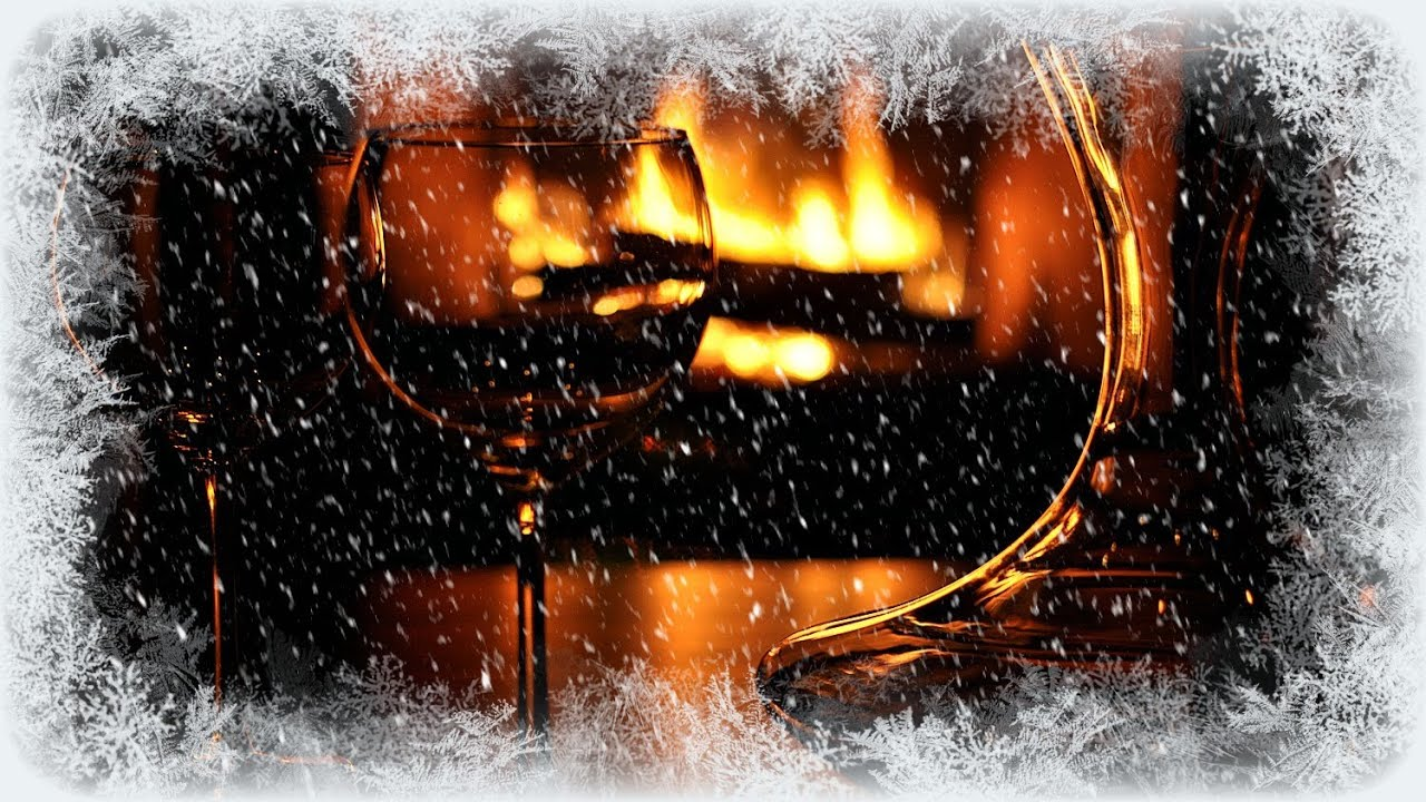 cosy winter fire and whistling wind youtube. Black Bedroom Furniture Sets. Home Design Ideas