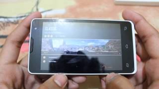 Xolo Q500 unboxing,gaming review