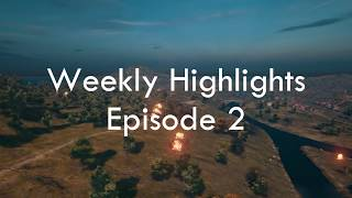 PUBG Xbox One | Weekly Highlights: Episode 2