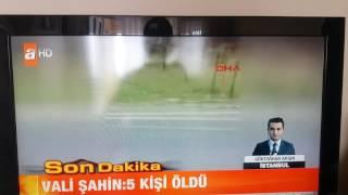SON DAKİKA -  İstanbul'da Uçak Kazası