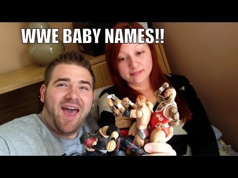 Grims Toy Show ep 653: WWE character baby...