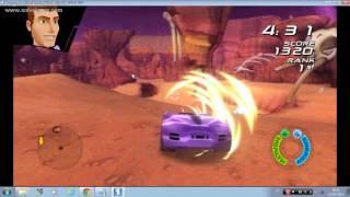 Wii emulador - Hot Wheels Battle Force 5 ( Reverb )
