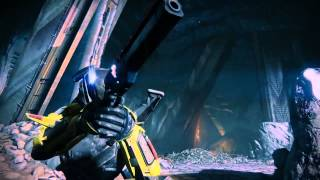 Destiny — геймплейный трейлер The Moon