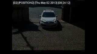 """CCTV Footage of Brazen """"Blue Light Gang"""" in Gauteng"""