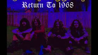 Various Artists: Black Sabbath - Return To 1968 🇬🇧