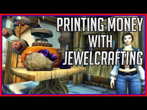 Printing Money with Legion Jewelcrafting | WoW Gold Guide