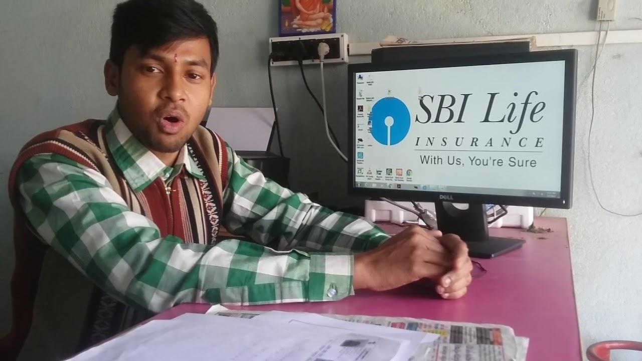 SBI Life Insurance Advisor speech - YouTube
