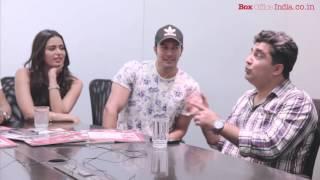 Laal Rang | Randeep Hooda | In Conversation | Box Office India | Part - 1