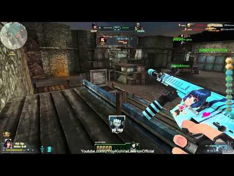 [Truy Kich] Game Play: HK416- Alice New Gun Zombie KKT VaiLinhHon (Kênh Chính Thức): [Truy Kich] Game Play: HK416- Alice New Gun Zombie KKT VaiLinhHon (Kênh Chính Thức) Các bạn lưu ý: Nếu muốn xem video của mình thì chỉ cần đăng ký kênh có link từ fanpage - Mọi kênh khác tải lại video của mình đều là giả mạo. ---***--- Name: (VaiLinhHon-[C.I.A]) Máy chủ Miền Bắc Page Facebook: https://www.facebook.com/TruyKich.VaiLinhHon Youtube: https://www.youtube.com/c/TruyKichVaiLinhHonOfficial G+: https://google.com/+TruyKichVaiLinhHonOfficial  Please Like, share and subcribe my channel, thanks you very much! ---**---