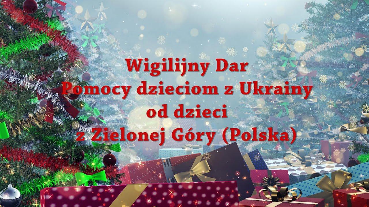 Paczki Świąteczne dla Ukrainy - 2019 - YouTube