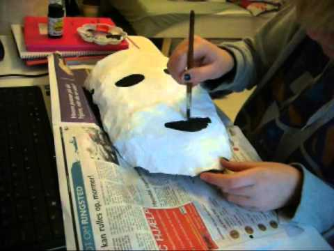 How To No Face Spirited Away Mask Youtube