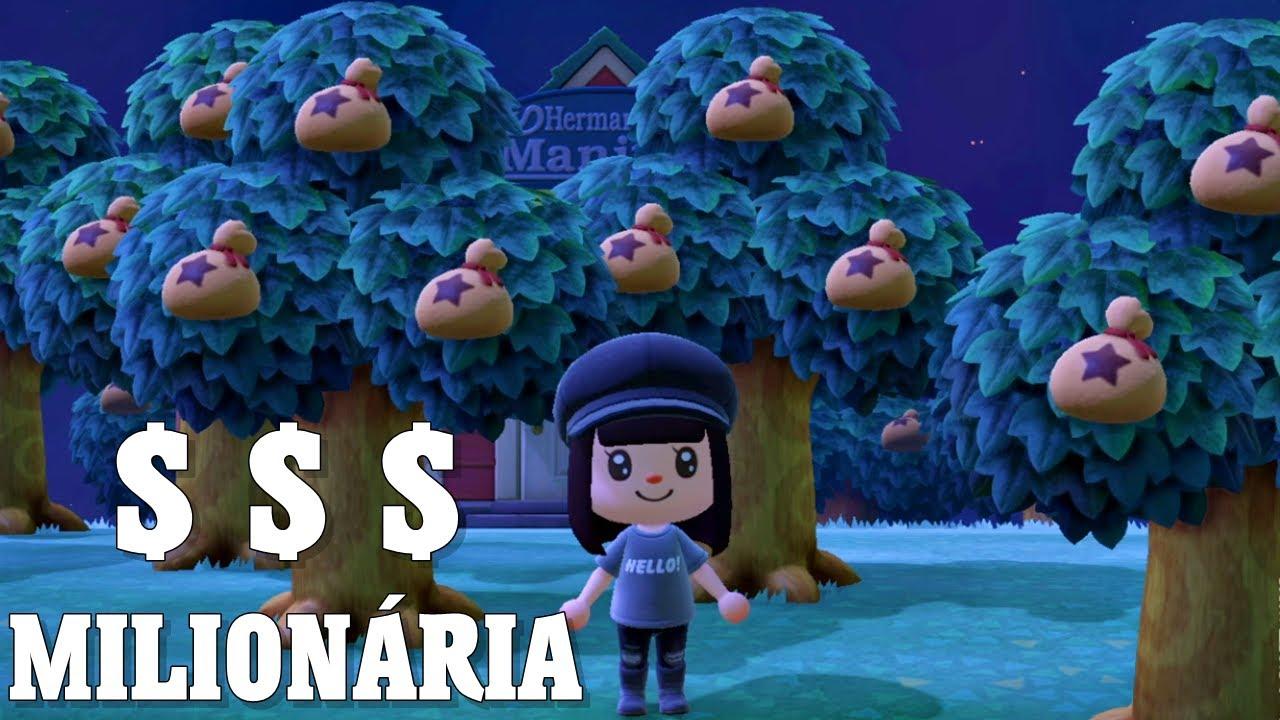 Flavinha Ficou MILIONÁRIA! Animal Crossing New Horizons