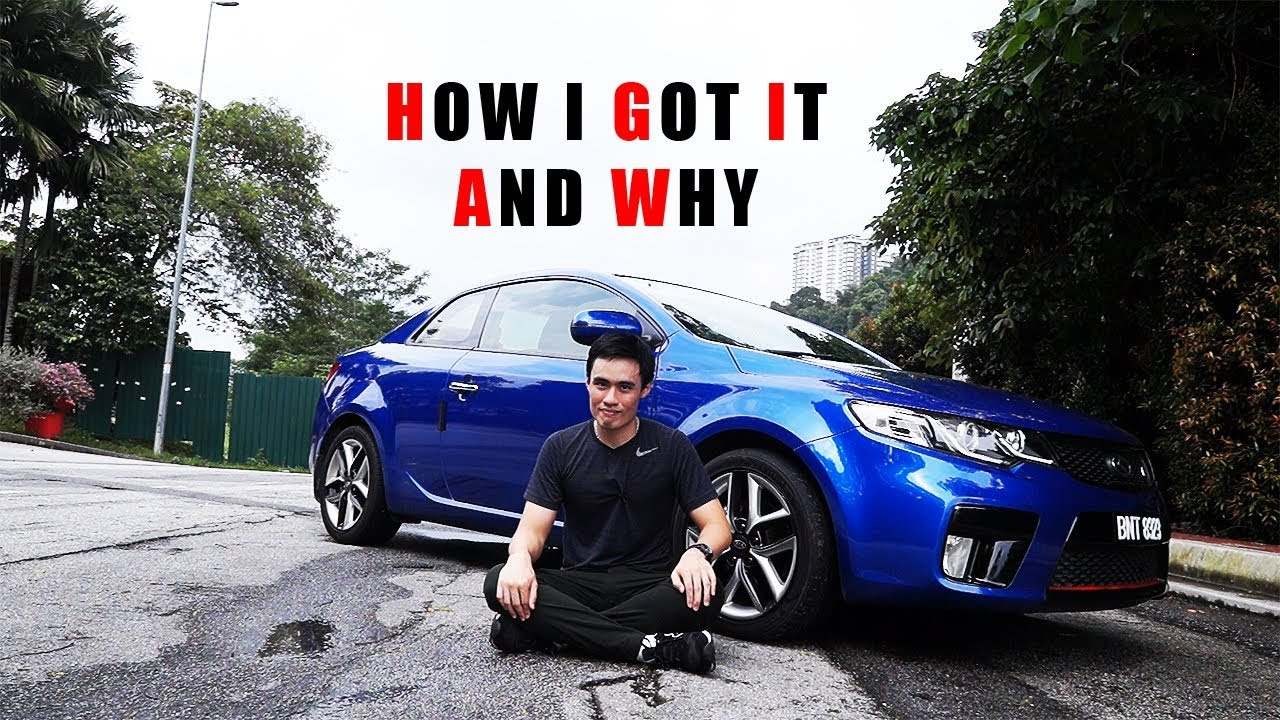 how and why i ended up with a kia forte koup