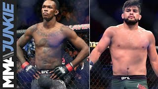 UFC 236 Fight Breakdown: Israel Adesanya vs  Kelvin Gastelum