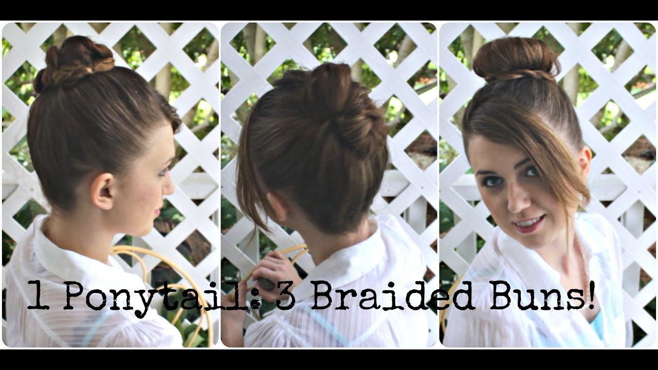 Cute Back to School Hairstyles for Medium Long Hair; Easy Braids ...