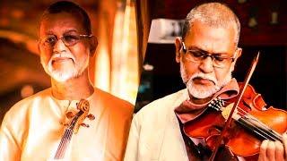 Ilayaraja and AR Rahman's Violinist V.S. Narasimhan Unplugged | A Musical Conversation | MY 93