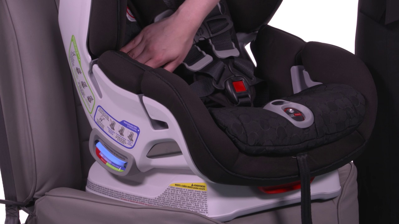 Switching A Convertible Seat From Rear to Forward Facing - Tot Squad