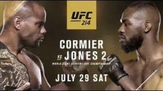 EA UFC 214 - Light Heavyweight Championship - Daniel Cormier Vs Jon Jones 2 - Prediction Video