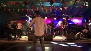Le groupe Haïtien de compas Harmonik en Martinique