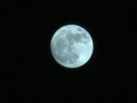 Imágenes increíbles de la Superluna más brillante de los últimos 68 años