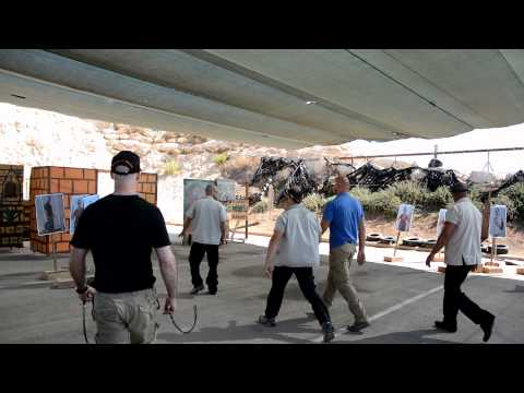 Shooter In The Crowd!  Israeli VIP Protection