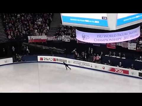 Worlds-2017 Jason BROWN (FS: 176,47) ISU World Figure Skating Championships HELSINKI