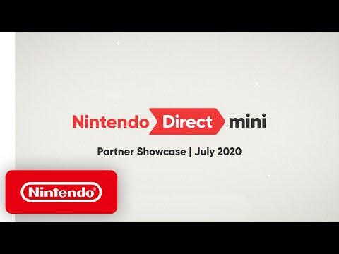 Nintendo Direct Mini: Partner Showcase | July 2020