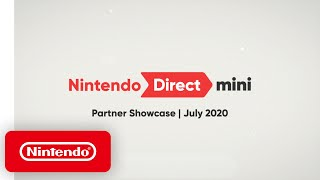 Nintendo Direct Mini: Partner Showcase | July 2020