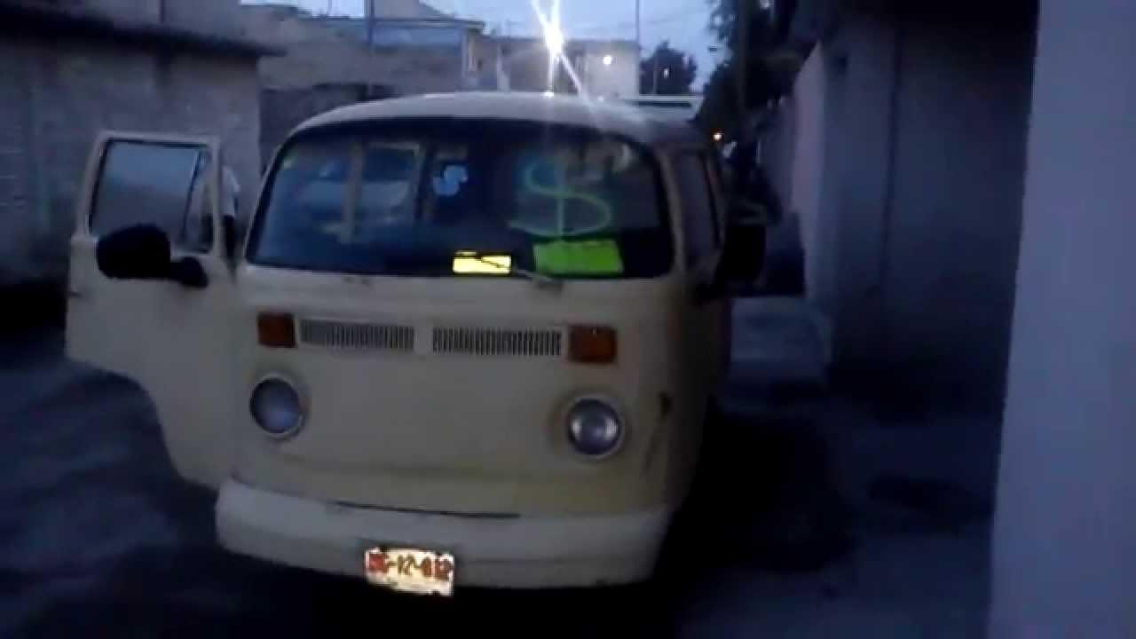 6d55bd329 Volkswagen Combi Venta Mercadolibre - YouTube