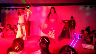 New bangla dance at happy  New year 2019