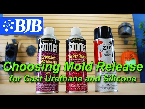Choosing Mold Release for Cast Urethane & Silicone!