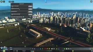 Cities Skylines   After Dark, Mods, ÖPNV und neues Stadtkonzept